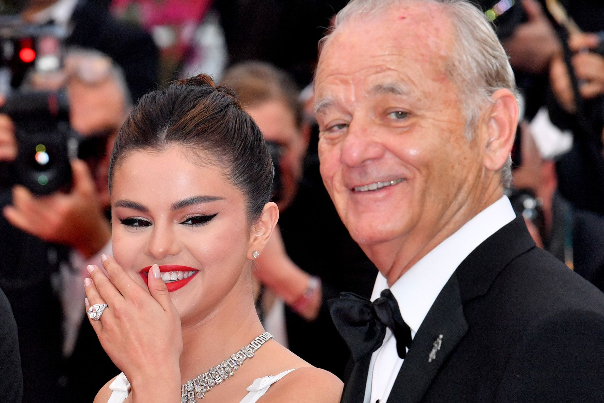 Legenda Bill Murray Akan Berdampingan Dengan Selena Gomez?